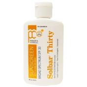 SolBar Thirty Liquid Sunscreen, SPF 30, Unscentedãã120ml by SolBar