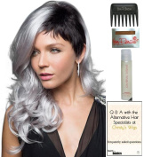 Bennett Wig by Rene of Paris, Christy's Wigs Q & A Booklet, 60ml Travel Size Wig Shampoo, Wig Cap & Wide Tooth Comb colour SELECTED