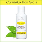 Buttershine Cream 60ml and Carmelux Hair Gloss 120ml by Etae Natural Products