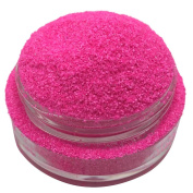 Calavera Cosmetics Glitter For Eyeshadow / Eye Shadow / Eyes / Face / Lips / Nails Makeup. NYX - FRIDAY THE 13TH Fluorescent Neon Matte Hot Pink Glitter/Calavera Cosmetics/Vegan/Loose Cosmetic Glitter/Nail Art Glitter/GLFRIDAYTHE13THL5