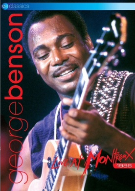 George Benson - Live at Montreux 1986