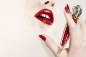 Loubilaque Lip Lacquer in Rouge Louboutin