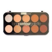Beauty Treat Face Contour Palette 10 Shades