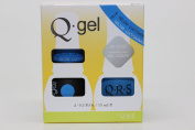 QRS- Nail Lacquer and Q-Gel Duo- Lucy Diamond- S530 +G530 -. 150ml each