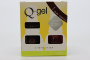 QRS- Nail Lacquer and Q-Gel Duo- So Baroque - S387 +G387 -. 150ml each