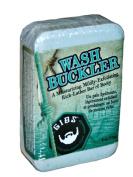 Gibs Wash Buckler Moisturising, Mildly-Exfoliating Rich-Lather Bar of Booty 180ml