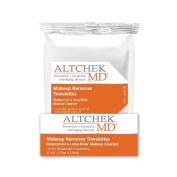 Altchek MD Makeup Remover Towelettes, 30 pre-moistened towelettes
