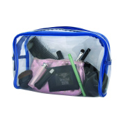 Bags for LessTM CLEAR TOILETRY BAG