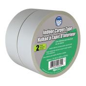 Intertape 9970-2P Indoor Carpet Tape, 4.8cm x 36-Yard, 2-Pack