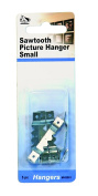 My Helper MH2001 Sawtooth Picture Hangers Small - 5 Pack,