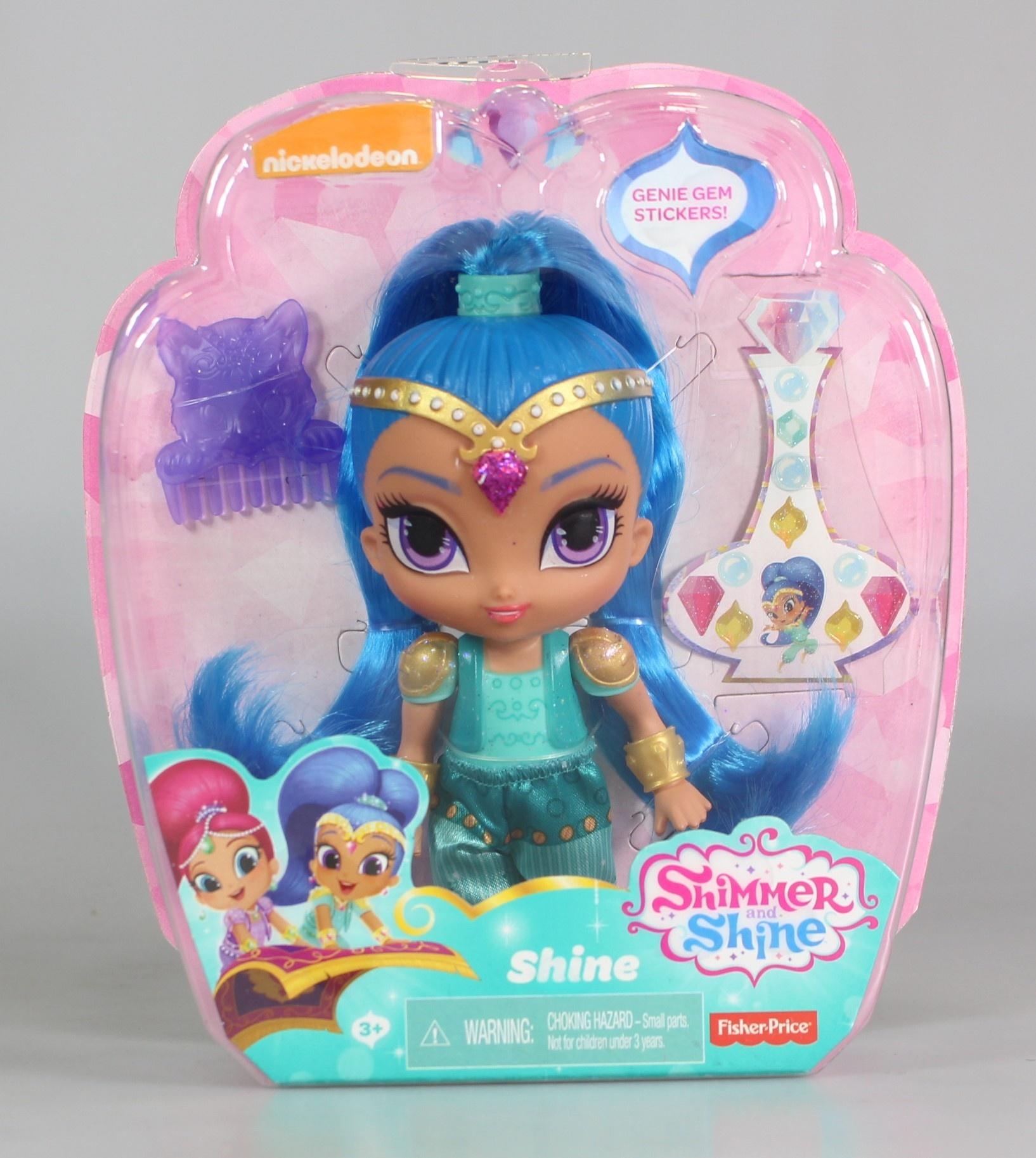 Shimmer & Shine Doll - Shine