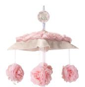 Glenna Jean Maddie Brahms' Lullaby Musical Mobile, Pink