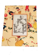 Karen Atwell Vintage Style Pattern Child's Play Photo Frame