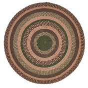 Barrington Jute Rug 0.9m Round
