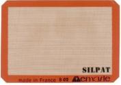 Silpat Premium Non-Stick Silicone Baking Mat, Half Sheet Size, 28cm - 1.6cm x 41cm - 1.3cm
