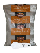 Farmer Brothers Ground Coffee Medium Roast 410ml Bag and 1 Free Coffee Scoop from Tasteful Blends
