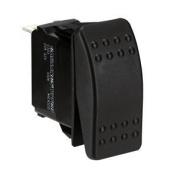 Paneltronics DPDT ON/OFF/ON Waterproof Contura Rocker Switch by Paneltronics