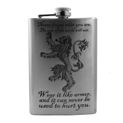 240ml Never Forget What You Are Flask L1
