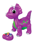 The Learning Journey Colours and Shapes Dancing Dino Toy
