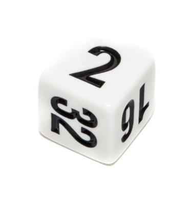 Bello Games Backgammon Doubling Cube 1.6cm