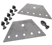 ROHN EP25345 Equaliser Plate Assembly - 5 Hole Plate