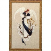 Angel of Hope Cross Stitch Pattern