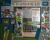 Westrim Crafts 2 Album Scrapbook Kit