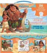 Disney Moana Ocean Adventure