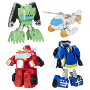 Playskool Heroes Transformers Rescue Bots Gryphon Rock Rescue Team by Transformers