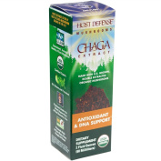 Host Defence - Chaga Extract, Antioxidant & DNA Support, 60 Servings