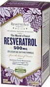 Reserveage Resveratrol 500mg
