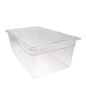 Cambro Manufacturing 18CW135 Camwear Food Pan Full Size Clear 20cm