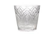 GAC Mouth Blown Crystal Glass Ice Bucket, Suitable for Barware, Capacity of 1660ml