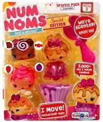 Num Noms Series 2- Exclusive - Sparkle Pack Cupcake