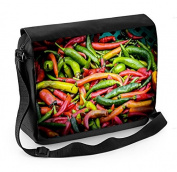 Chillies Laptop Messenger Bag