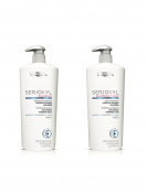 Loreal SERIOXYL Hair Loss System Thickening Shampoo and Conditioner Salon Size 1000ml Duo Pack with Pumps
