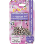 Be Dazzler Rhinestone Refill 150/Pkg-Assorted Colours