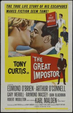 The Great Impostor (Universal Vault)