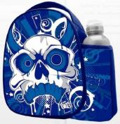 Smash Voodoo Blu Lunch Bag/Box and Bottle Set