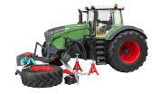 Bruder 04041 - Fendt Vario 1050 with Mechanic and Workshop Equipment