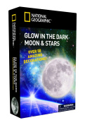 Glow in the Dark Moon and Stars by National Geographic