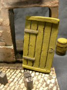 1/35 Scale ~ Assorted Doors (4 Pack) Resin