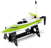 Top Race® Remote Control Water Speed Boat, Perfect Toy for Pools and Lakes TR-800
