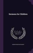 Sermons for Children