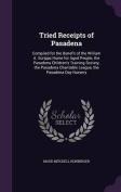 Tried Receipts of Pasadena