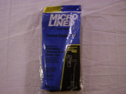 DVC 435570 Electrolux Upright Paper Bag Microlined