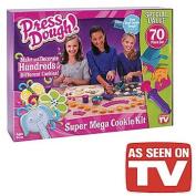 Press Dough Super Mega Cookie Kit