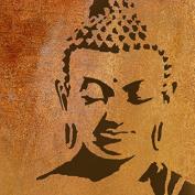 Buddha stencil, painting stencil, art craft and home decor stencil