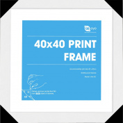 GB eye 40 x 40 cm FMSCA1WH Print Frame