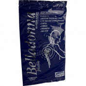 Belladonna Plaster For Ache & Pain Relief 28x17.5 cm by CUXSON GERRARD